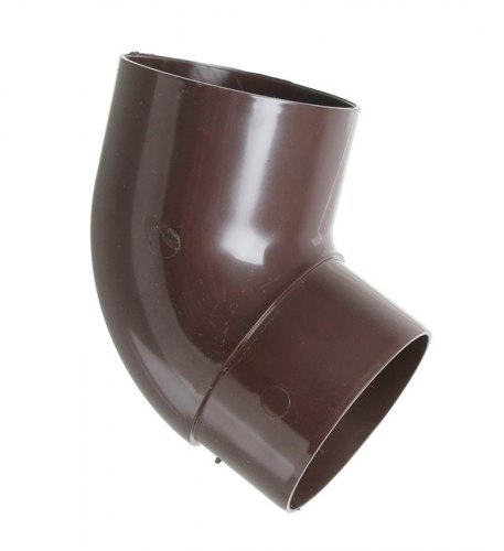 Колено трубы 80 мм